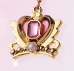 Bishoujo Senshi Sailor Moon Crystal - Necklace - Premium Sebon Star Moon Prism - Princess Tiara Sailor Moon