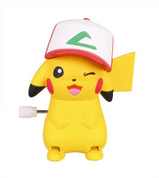 Gekijouban Pocket Monsters Kimi ni Kimeta! - Pokemon - Satoshi's Pikachu (Original Cap)