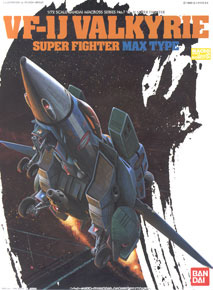 VF-1J SP Valkyrie Super Fighter Max Type
