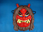 Japan Mask - Namahage Red