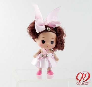 mini Ddung pink dress