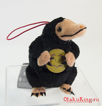 Fantastic Beasts Plush Doll - Niffler coin (Нюхль)