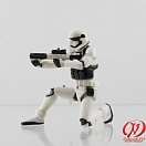 Star Wars Episode 7 -  Stormtroopers Desktop - Stormtrooper sitting blaster