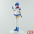 Ikki Tousen Great Guardians - Ryomou Shimei Maid Real Color