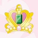 Bishoujo Senshi Sailor Moon Crystal - Necklace - Premium Sebon Star Moon Prism - Princess Tiara Sailor Jupiter