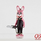 Silent Hill 3 - Keyholder - Robbie The Rabbit Pink Chainsaw