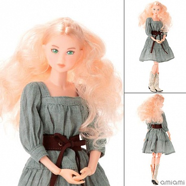 Momoko DOLL - The Heather Fairy
