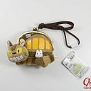 Tonari no Totoro - Cat Bus Necobus and small Totoro - purse large