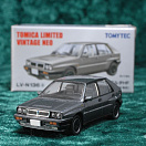 LV-N136a - Lancia Delta HF Integrale (Tomica Limited Vintage Neo Diecast 1/64)