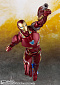 S.H.Figuarts - Avengers: Infinity War - Iron Man Mark 50