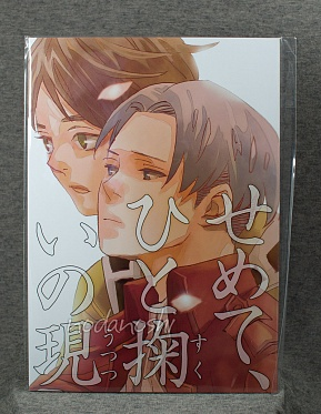 Doujinshi  Attack on Titan Fanbook 01