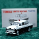 LV-06a/06b - toyopet corona 1500 aichi police patrol car (Tomica Limited Vintage Diecast 1/64)