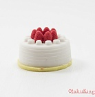 Cake Eraser - Hall cake (white) (ластик)