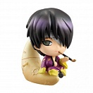 Gintama Petit Chara Land - Ketsuno Ana's Weather Forecast - Takasugi Shinsuke brown