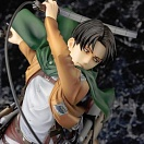 Attack on Titan Shingeki no Kyojin - Levi - ARTFX J