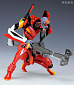 Revoltech 124  - Evangelion Evolution - EVA-02 -  Evolution EV-011