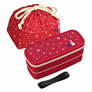 Bento Box - Japanese Traditional Rabbit Moon Bento Box Set, PW-28C Renewal Version