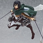 Figma 203 - Attack on Titan Shingeki no Kyojin - Mikasa Ackerman (exclusive GoodSmile)