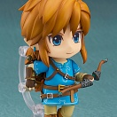 Nendoroid 733 - Zelda no Densetsu: Breath of the Wild - Link Breath of the Wild ver.