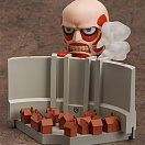 Nendoroid 360 - Attack on Titan Shingeki no Kyojin - Colossal Titan Attack on Titan Playset
