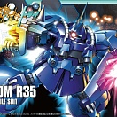 Dom R35 Mr. Ral s Mobile Suit (HGBF) (#039)