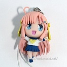 They are My Noble Masters Mini Figure Strap - 4 (pink)