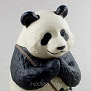Shirokuma Cafe - Panda - DX Soft Vinyl Figure