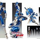 Super Action Statue 32 - Jojo no Kimyou na Bouken - Ougon no Kaze - Sticky Fingers re-release