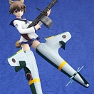 Strike Witches 2 - Miyafuji Yoshika - High Grade Figure Vol. 4