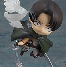 Attack on Titan Shingeki no Kyojin - Nendoroid 390 - Levi