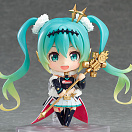 Nendoroid 898 - GOOD SMILE Racing - Hatsune Miku Racing 2018 Ver.
