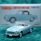 LV-134b - datsun fairlady 1600 (blue) (Tomica Limited Vintage Diecast 1/64)