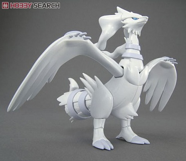 Pokemon Plamo 13 - Pocket Monsters Best Wishes! - Reshiram