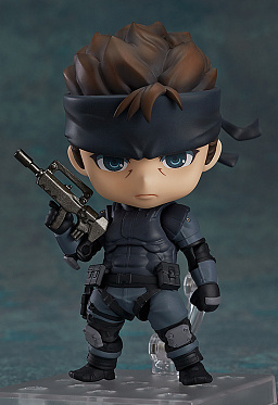 Nendoroid 447 - Metal Gear Solid - Solid Snake re-release