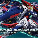 HG Build Divers #022 - Shining Break Ark`s mobile suit