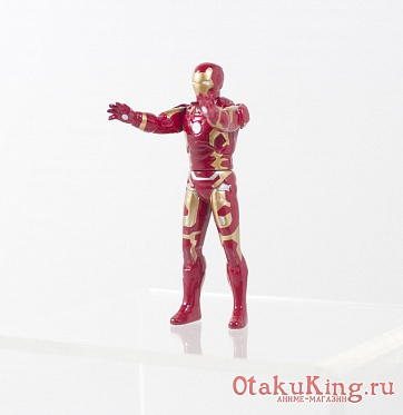 MetaColle Marvel Universe - Metal Figure Collection Marvel - Iron Man Mark 43