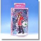 Moon Rabbit Weapon Meena HG Figure: Meena Ootsuki B Red