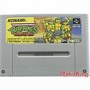 SNES (NTSC-Japan) - Teenage Mutant Ninja Turtles - Turtles in Time