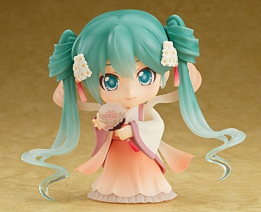 Nendoroid 539 - Vocaloid - Hatsune Miku Harvest Moon Ver. (Limited + Exclusive)
