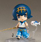 Nendoroid 852 - Pokemon - Pocket Monsters Moon - Pocket Monsters Sun - Suiren (Lana)