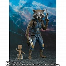 Guardians of the Galaxy Vol. 2 - Groot - Rocket Raccoon - S.H.Figuarts LIMITED EDITION