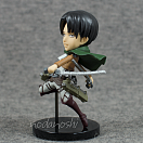 Attack on Titan Shingeki no Kyojin World Collectable Figure Vol. 1 -  Levi