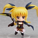Nendoroid Petite Lyrical Nanoha The MOVIE - Fate (fg)