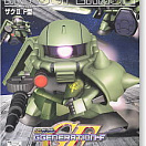 SD Gundam BB (#218) - MS06-F Zaku II