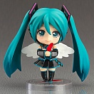 Nendoroid Co-de - Vocaloid - Hatsune Miku Red Feather Community Chest Movement 70th Anniversary Commemoration Co-de