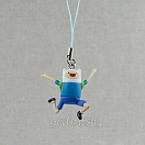 Adventure Time Figure Strap - Finn ver. A