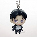 Deformed Mini Shingeki no Kyojin Chimi Chara Mascot 2 -  Attack on Titan Shingeki no Kyojin - Levi
