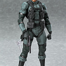 Figma 243 - Metal Gear Solid 2: Sons of Liberty - Solid Snake (re-release)