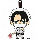 Attack on Titan - Picktam! Levi: Cleaning Ver. (Exclusive)