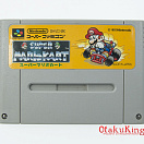 SNES (NTSC-Japan) - Super Mario Kart